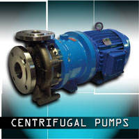 Caster Pumps, Warrender, Seal-Less, Mag-Drive Pumps
