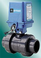 Automated Valves, Hayward, Flow Control