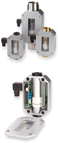 Flow Transmitters, Flow Rate Transmission Products, Lake Monitors